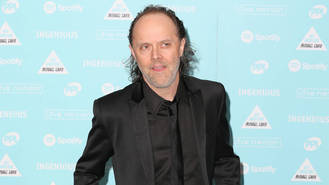 Lars Ulrich marvels at Keith Richards' stamina