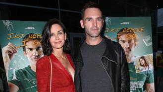 Courteney Cox 'wants Johnny to stay in LA'