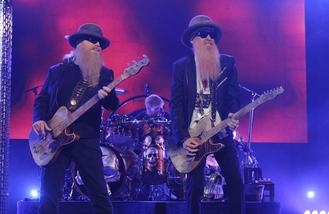 ZZ Top cancel US dates after bassist injures shoulder