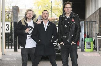 Busted release new free song Coming Home
