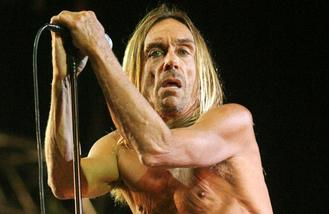 Iggy Pop admits ageing rock stars look ridiculous