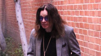 Ozzy Osbourne calls estranged wife Sharon his 'everything' at rock festival launch