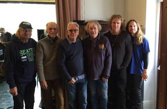 Trevor Horn to join Yes for first time in 36 years at Royal Albert Hall