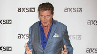 David Hasselhoff: 'I sang with Pavarotti!'