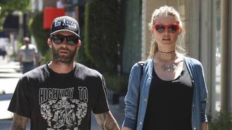 Adam Levine reveals wife's 'random' pregnancy craving