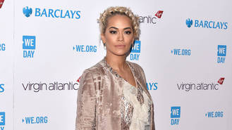 Rita Ora takes a selfie with Beyonce after 'Becky' row