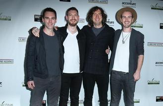 Snow Patrol reveal their revised approach to making music