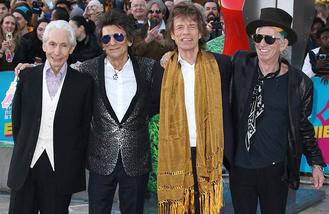 Rolling Stones collaborate with Eric Clapton