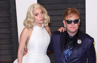 Elton John: Gaga LP might come out early next year