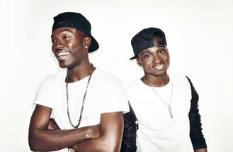 Reggie 'N' Bollie are 'looking forward' to track with Cheryl