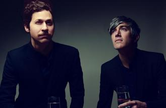 We Are Scientists for Down To The Woods festival
