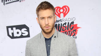 Calvin Harris hospitalised after car accident