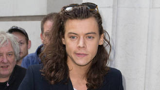 Harry Styles in record label bidding war - report