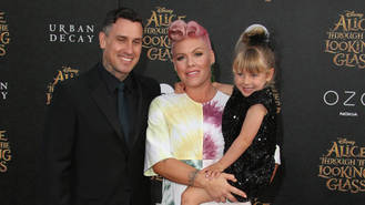 Pink: 'Having a successful family life is my priority'