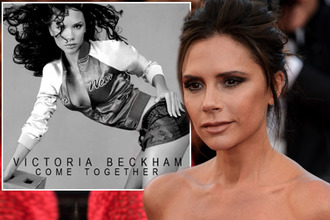 Victoria Beckham made a Hip hop album in 2003 and it's been leaked online