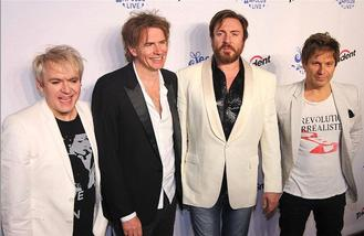 Duran Duran 'are motivated by past successes'
