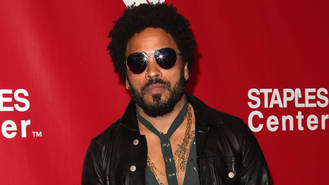 Lenny Kravitz: 'Guns N' Roses are really chilled these days'