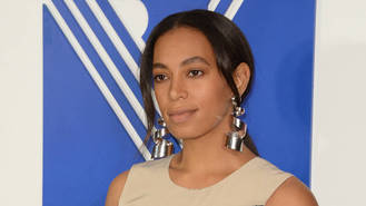 Solange Knowles joins police brutality protest in Louisiana