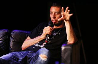 Example's album has been delayed by his label