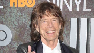Mick Jagger to be a dad again at 72 - report