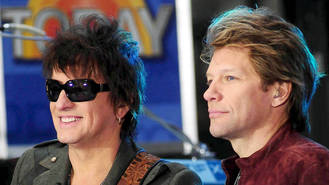 Jon Bon Jovi and Richie Sambora put feud rumours to rest