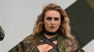 Perrie Edwards left red-faced after message mix up with new beau