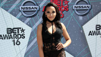Tinashe plays down Calvin Harris romance rumours