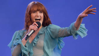 Florence Welch's homesickness song to feature in Tim Burton film