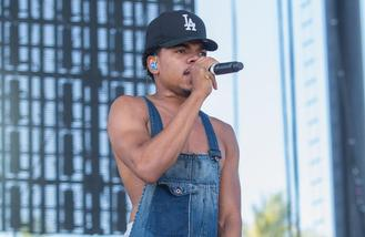 Chance The Rapper to perform at the White House's National Christmas Tree Lighting