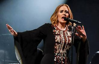 Adele to quit touring to look after son