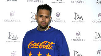 Chris Brown supervised during daughter's visits - report