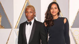 Pharrell Williams to be a dad again - report