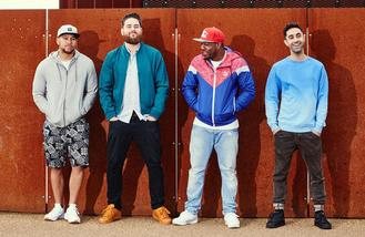 Rudimental blessed to follow their dreams