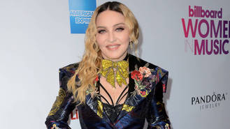 Madonna and Rocco reunite on vacation with David Blaine