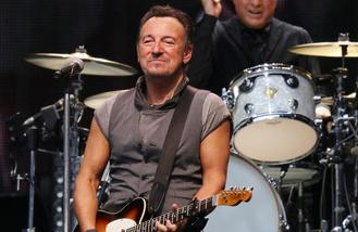 Bruce Springsteen has a 'good arsenal of material' for next album