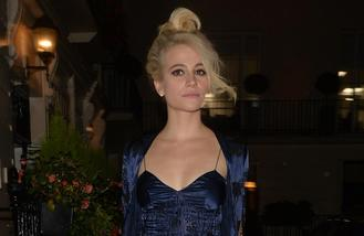 Pixie Lott is working on new music with an unnamed artist