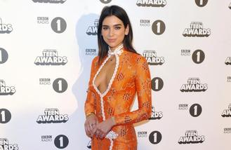 Dua Lipa 'scared' about putting herself out there on debut LP