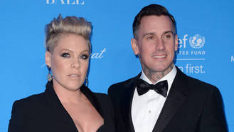 Pink celebrates wedding anniversary with sweet message