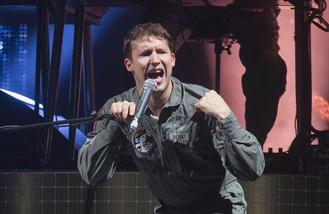 Ryan Tedder pushed James Blunt to be 'bold on new album