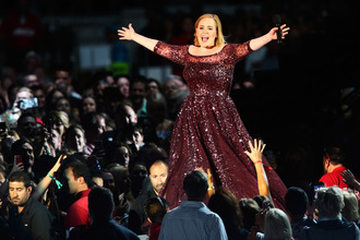 Adele says she doesn't know if she will ever tour again