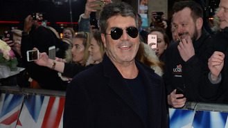 Simon Cowell 'supporting Louis Tomlinson after arrest'