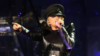 Lady Gaga drops new track and performs Beyonce duet at Coachella