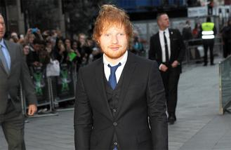 Ed Sheeran's Grammy ultimatum