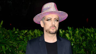 Boy George pays tribute to hero David Bowie