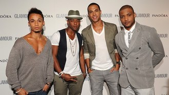 JLS hit States for stag shindig