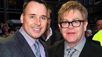 Sir Elton on the mend, says Furnish