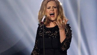 Adele a Thriller for album sales