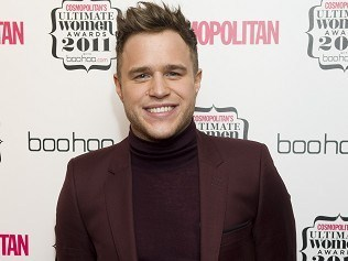 Music comes first for Olly Murs