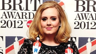 Brits effect boosts Adele sales