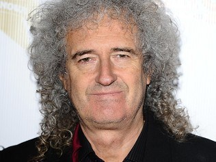 Brian May 'gobsmacked' by success